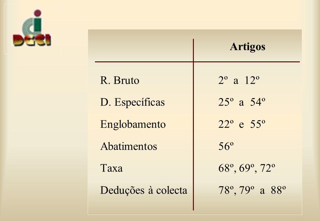 Artigos R.Bruto2º a 12º D.