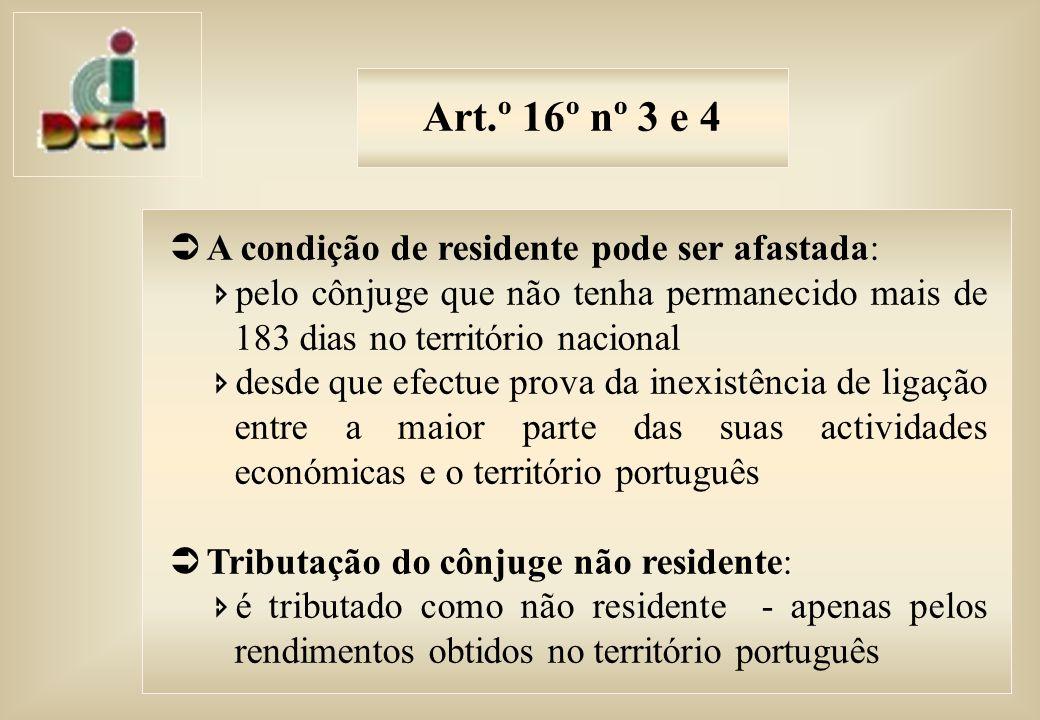 Regime de tributação de rendimentos da Categoria E que derivem de participações sociais, designadamente lucros.