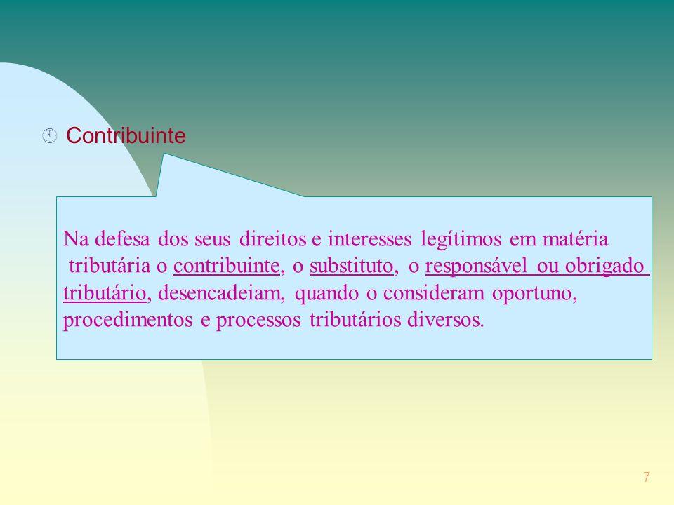 28 Início do procedimento tributário - Liquidação (arts.