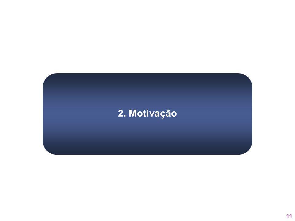 11 2. Motivação