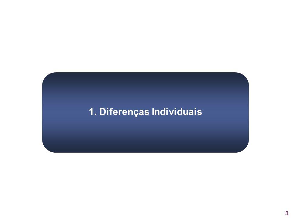 3 1. Diferenças Individuais
