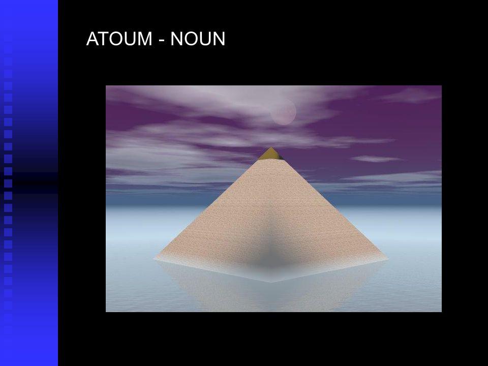 ATOUM - NOUN