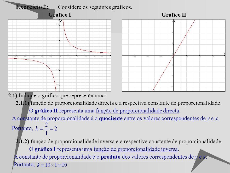 1.2) Resolva o sistema pelo método de substituição. 1.3) Classifique o sistema, justificando a sua resposta. O sistema é possível e determinado porque