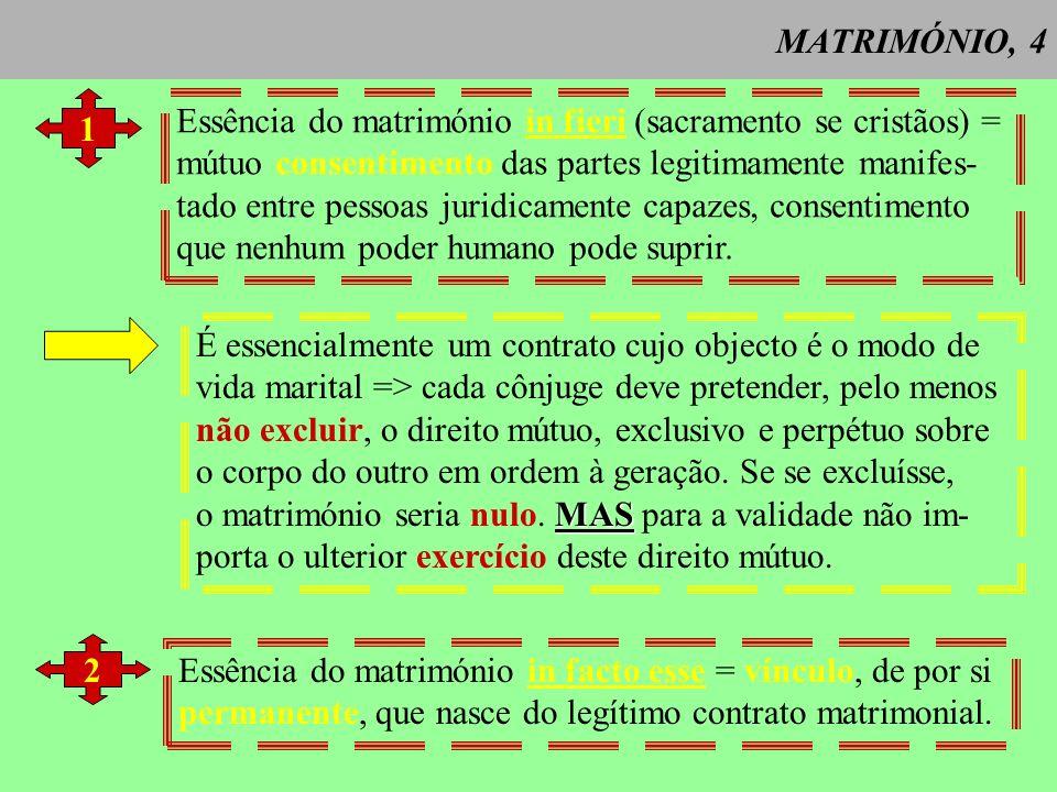 MATRIMÓNIO, 5 INSTITUIÇÃO O matrimónio natural não é uma invenção humana, mas foi instituído por Deus.