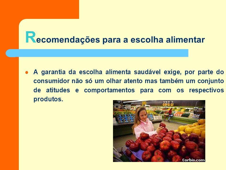 D efinições e tipos de apresentação A Informação Nutricional não é sempre obrigatória mas já se encontra nos rótulos de um grande número de produtos a