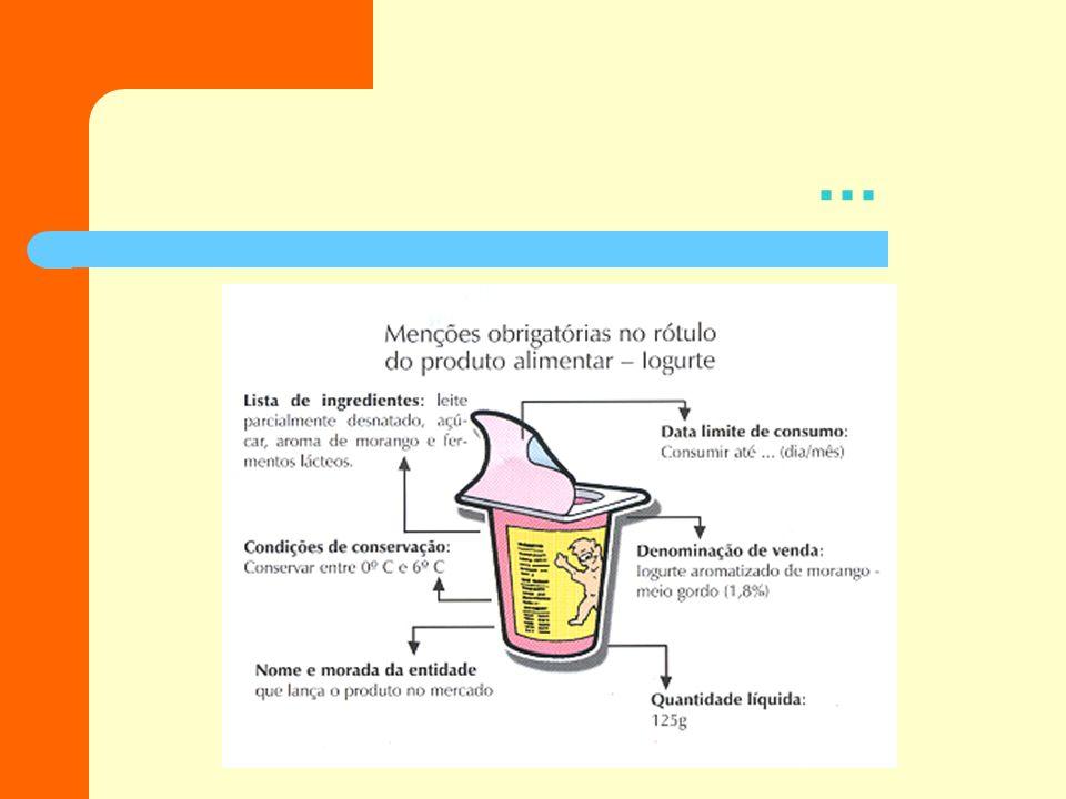 L etra e Significa que o conteúdo declarado pelo fabricante, embalador ou distribuidor está dentro das margens de erro, em relação ao peso líquido.