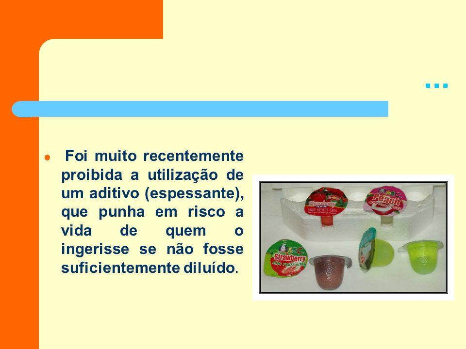 D efinições e tipos de apresentação A Informação Nutricional não é sempre obrigatória mas já se encontra nos rótulos de um grande número de produtos alimentares.