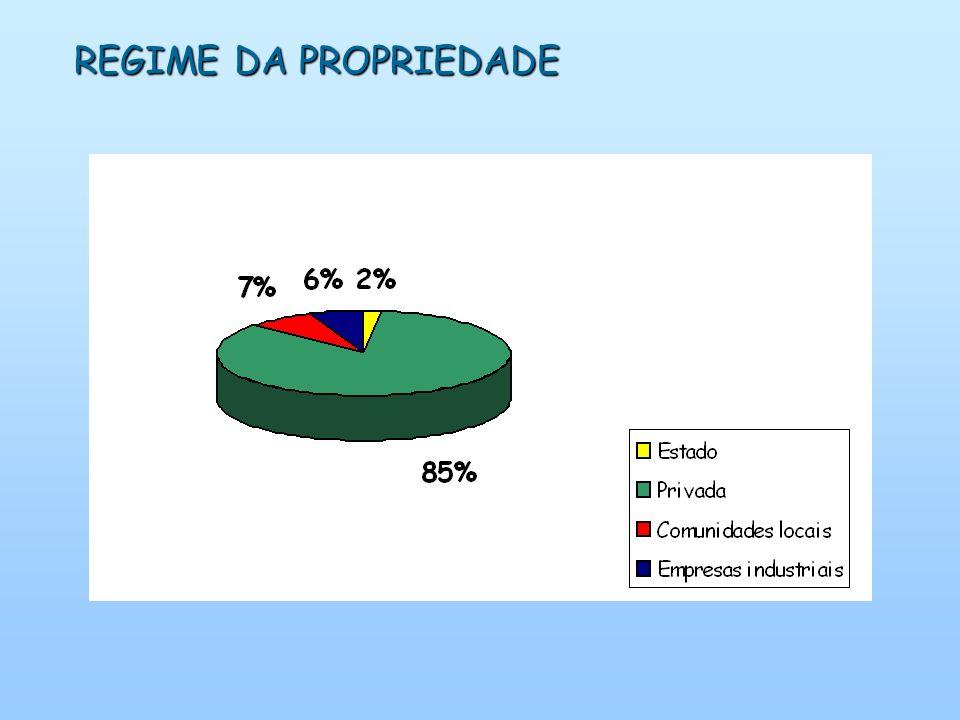 REGIME DA PROPRIEDADE