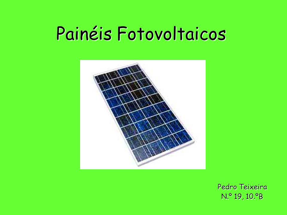 Painéis Fotovoltaicos Pedro Teixeira N.º 19, 10.ºB