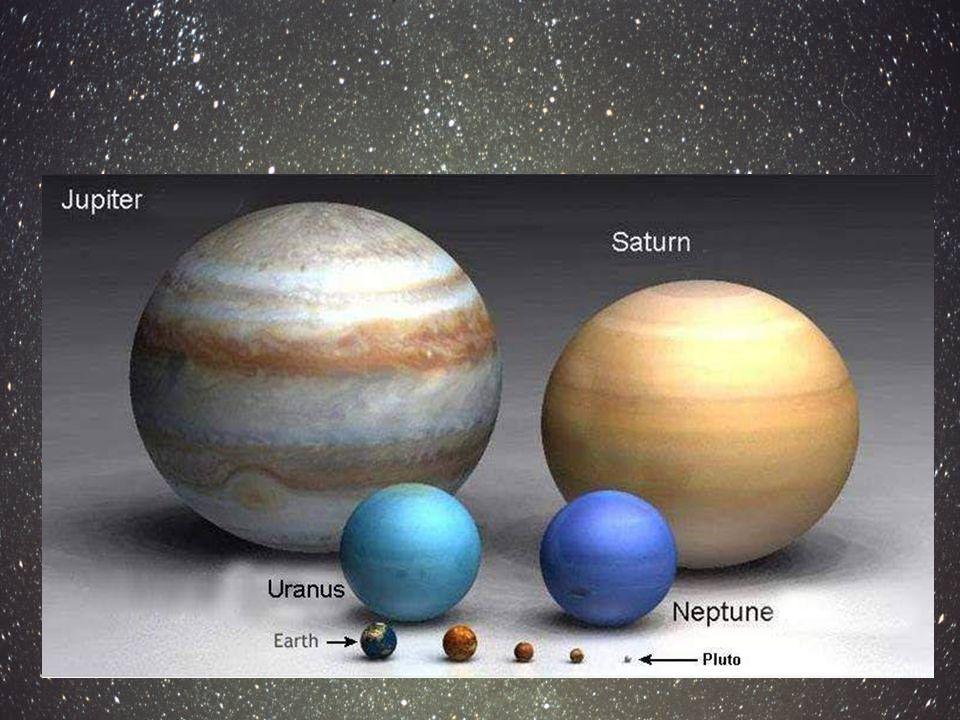 Júpiter (Galileo 1610) 4 + 59 Satélites Saturno 1 grande + 16 pequenos + novos