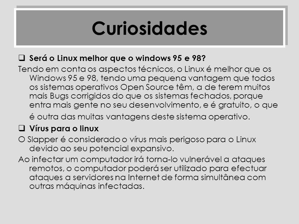 Quantas pessoas usam o Linux.