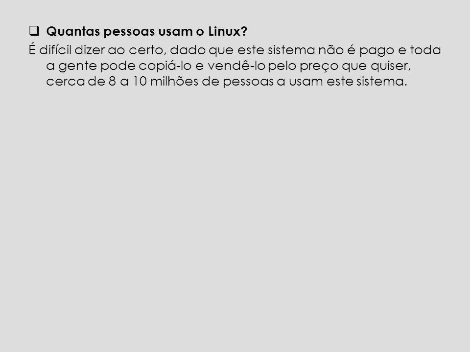 Mascote Larry Ewing criou a mascote do Linux, um pinguim chamado Tux.