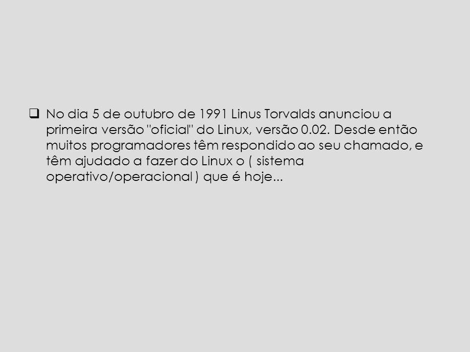 O Linux é um kernel monolítico.