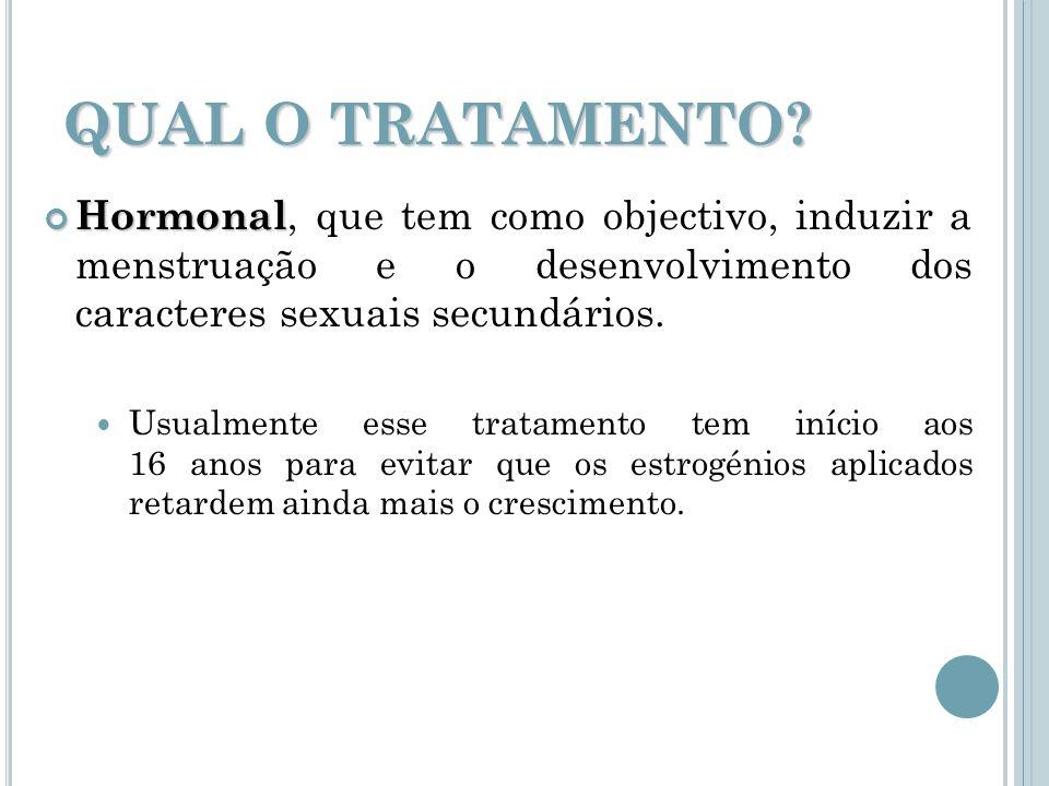 A SÍNDROME EM PORTUGAL 2000 mulheres Cerca de 2000 mulheres em Portugal são afectadas pelo síndrome de Turner (ST), segundo revela um estudo apresentado pela Serono Portugal.