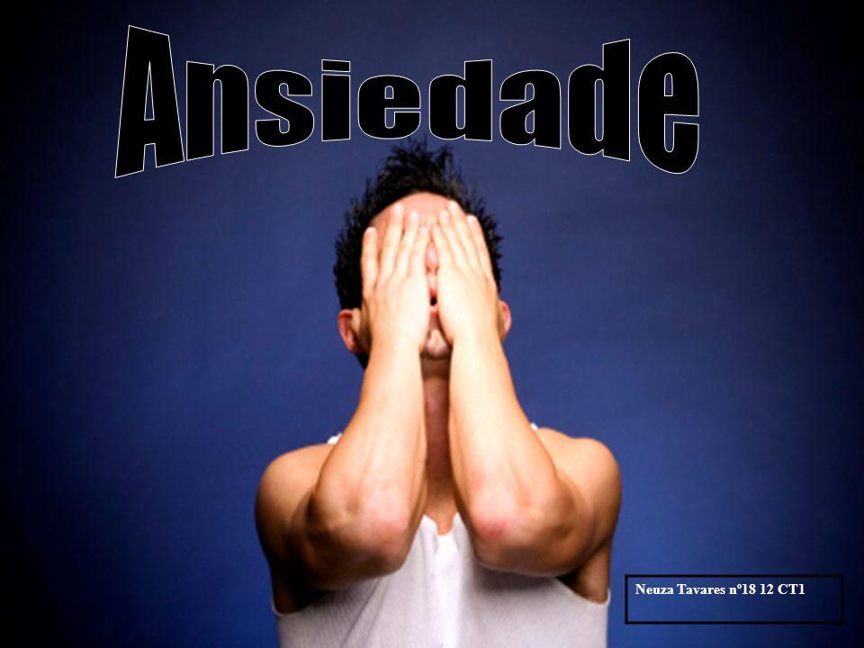 A ansiedade é uma característica biológica do ser humano, que antecede momentos de medo, perigo ou de tensão, marcada por sensações corporais desagradáveis.