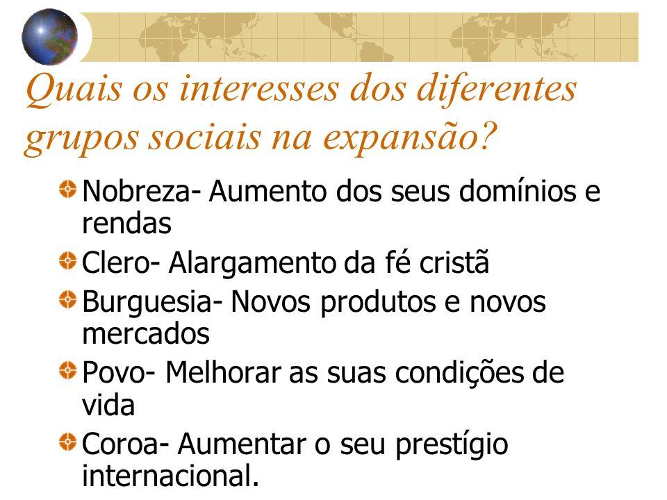 Quais as técnicas e instrumentos que permitiram aos portugueses serem pioneiros na expansão? Instrumentos de orientação: Quadrante Astrolábio Bússula
