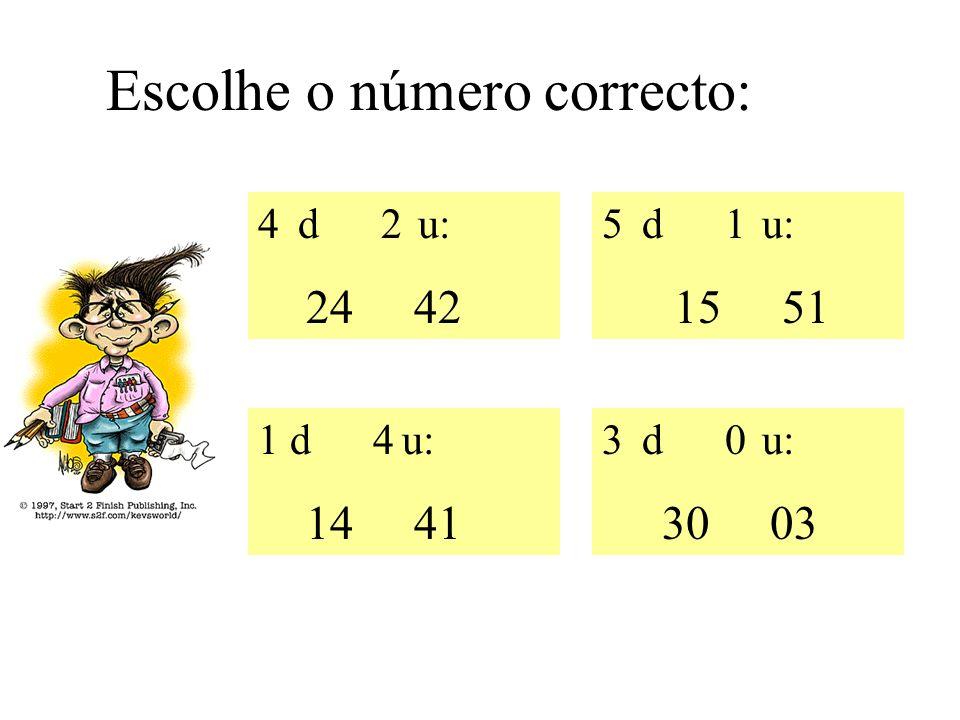 DezenasUnidades 35 21 = = Dezenas Unidades