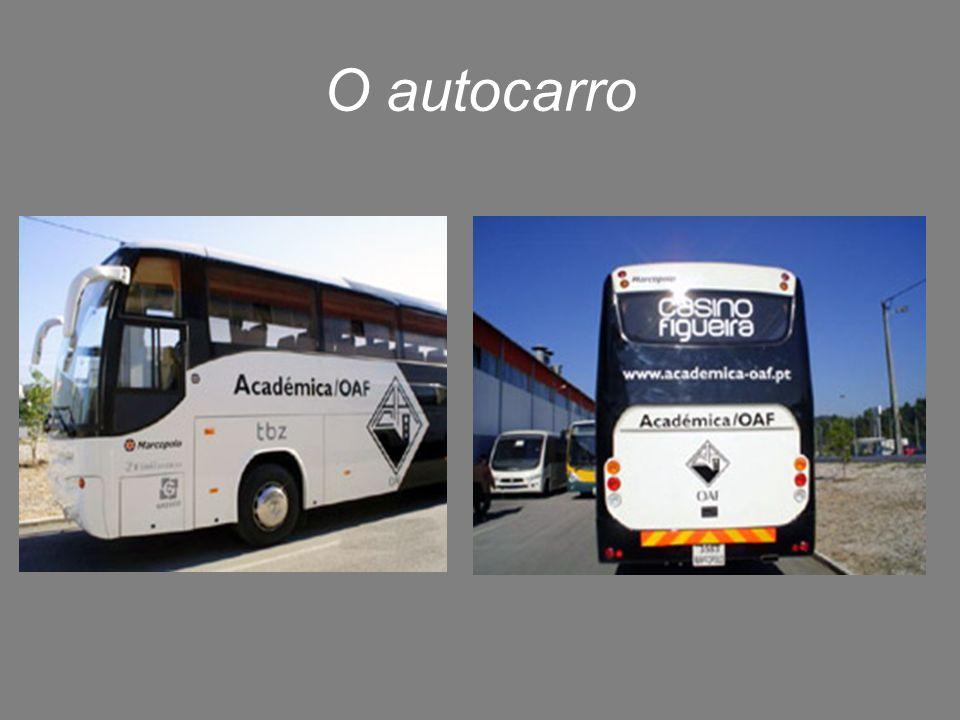 O autocarro