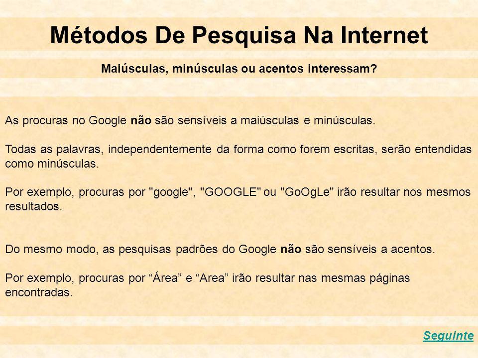 Índice Métodos De Pesquisa Na Internet Pesquisa por Categoria O Directório do Google oferece um meio de melhorar a nossa procura com base num tópico específico.