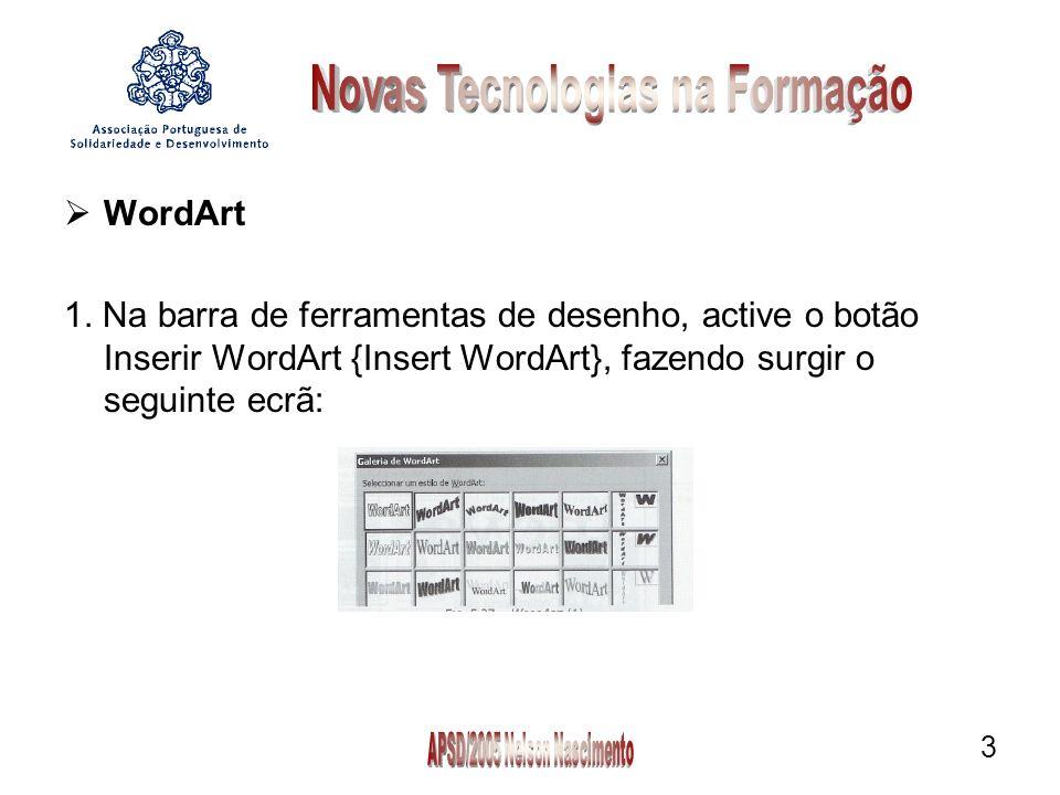 3 WordArt 1.