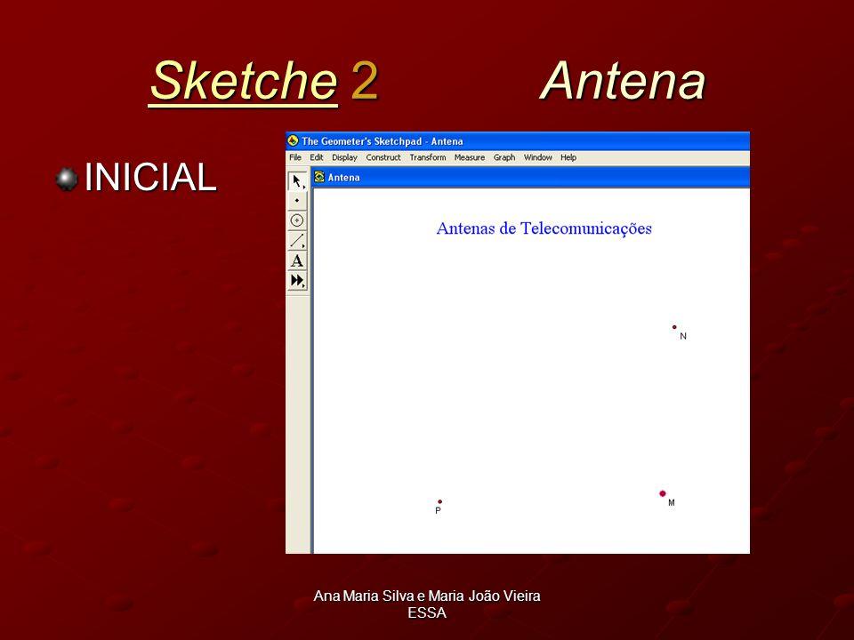 Ana Maria Silva e Maria João Vieira ESSA SketcheSketche 2 Antena Sketche INICIAL