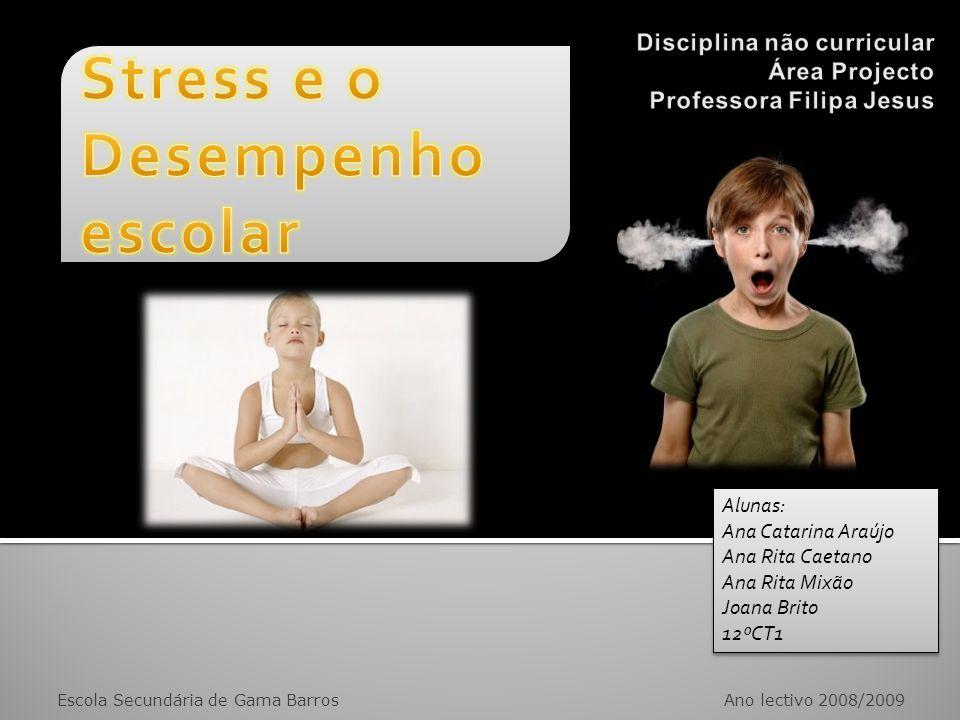 Conhecer o conceito Stress e Ansiedade.