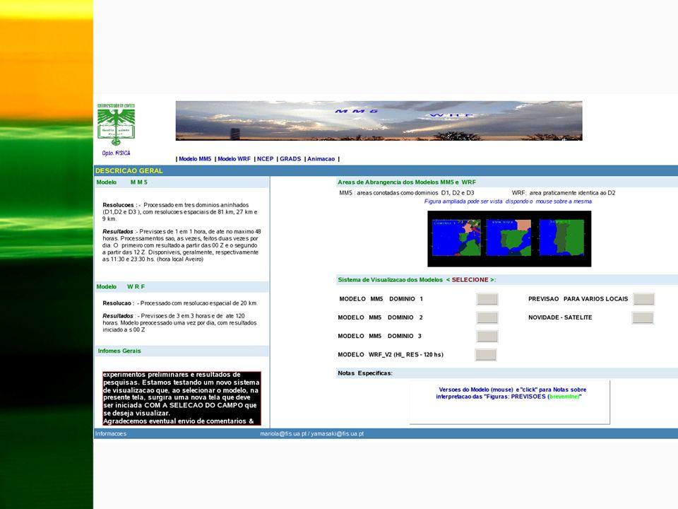 Exemplo de teste: 27/03/2007