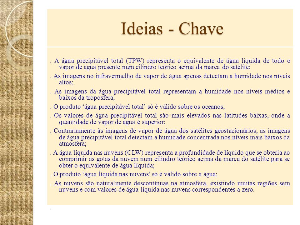 Ideias - Chave Ideias - Chave.