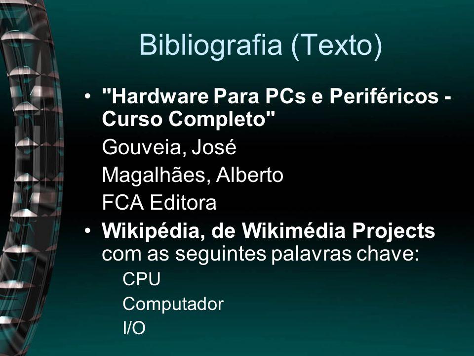 Bibliografia (Texto)