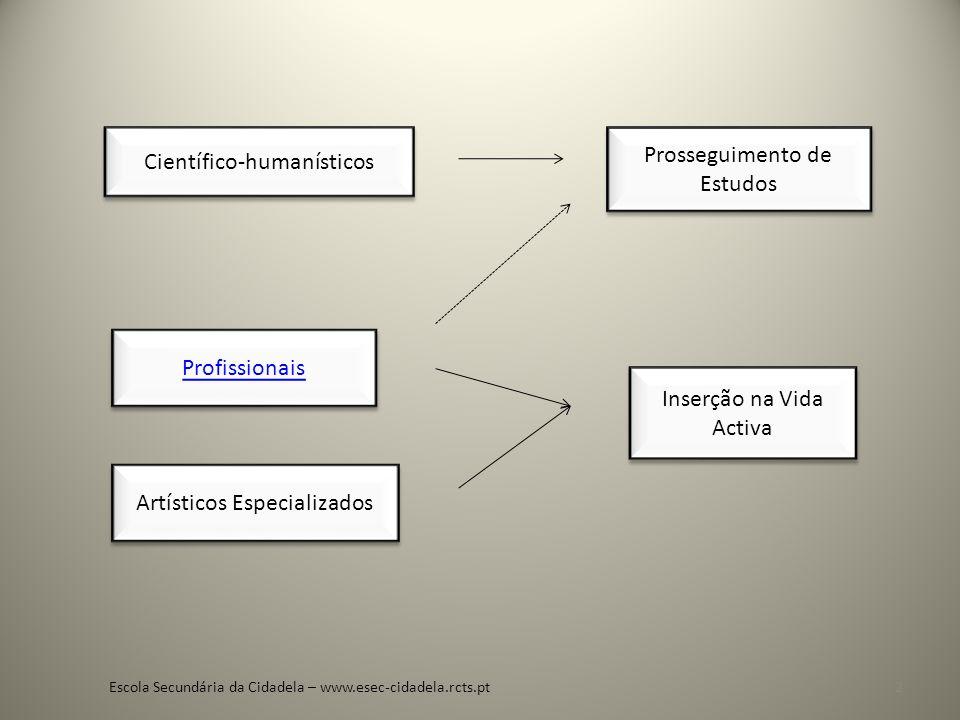 3 Geral Português (10º/11º/12º)Exame Nacional Língua Estrangeira I, II ou III (Inglês, Francês, Alemão) (10º/11º) Filosofia (10º/11º) Educação Física (10º/11º/12º)