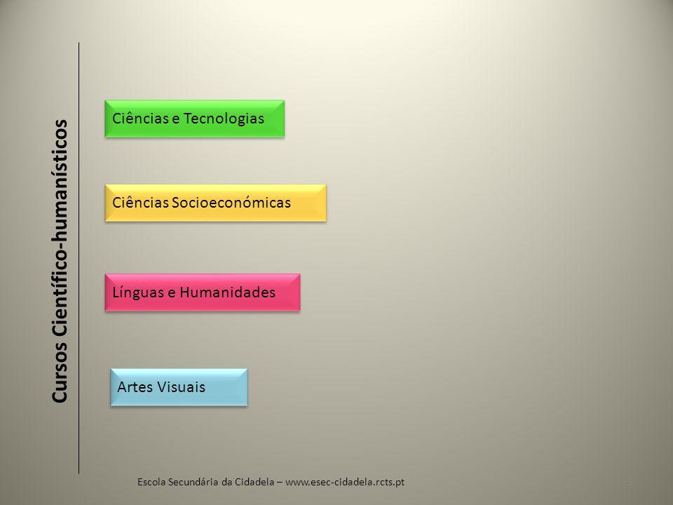 Escola Secundária da Cidadela – www.esec-cidadela.rcts.pt 16 FIM