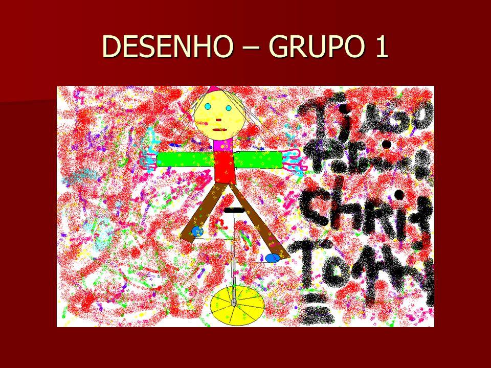 DESENHO – GRUPO 1