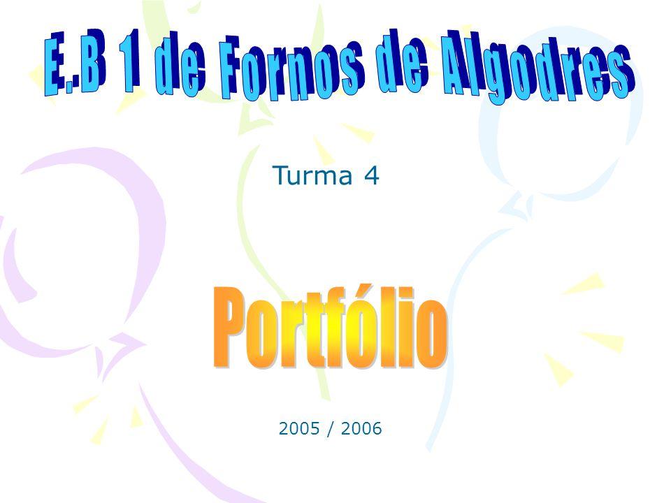 Turma 4 2005 / 2006