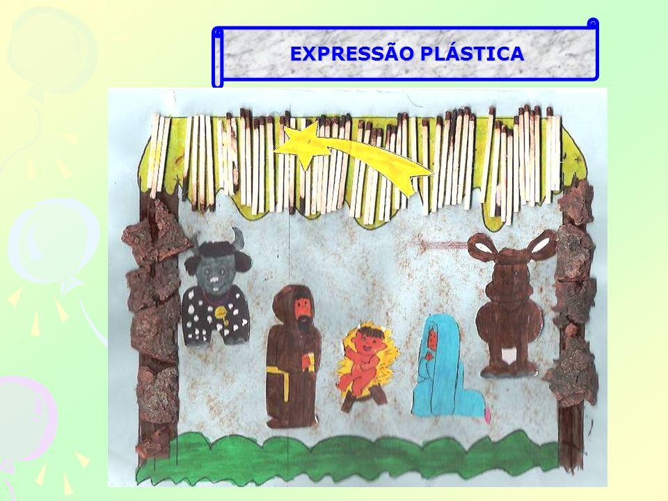 EXPRESSÃO PLÁSTICA