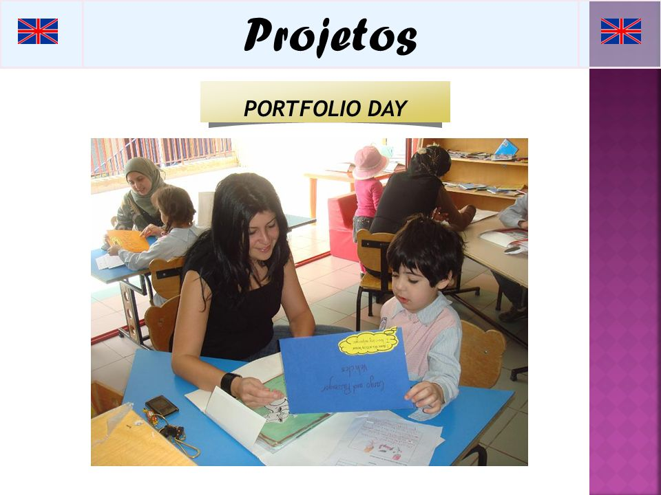 Projetos PORTFOLIO DAY