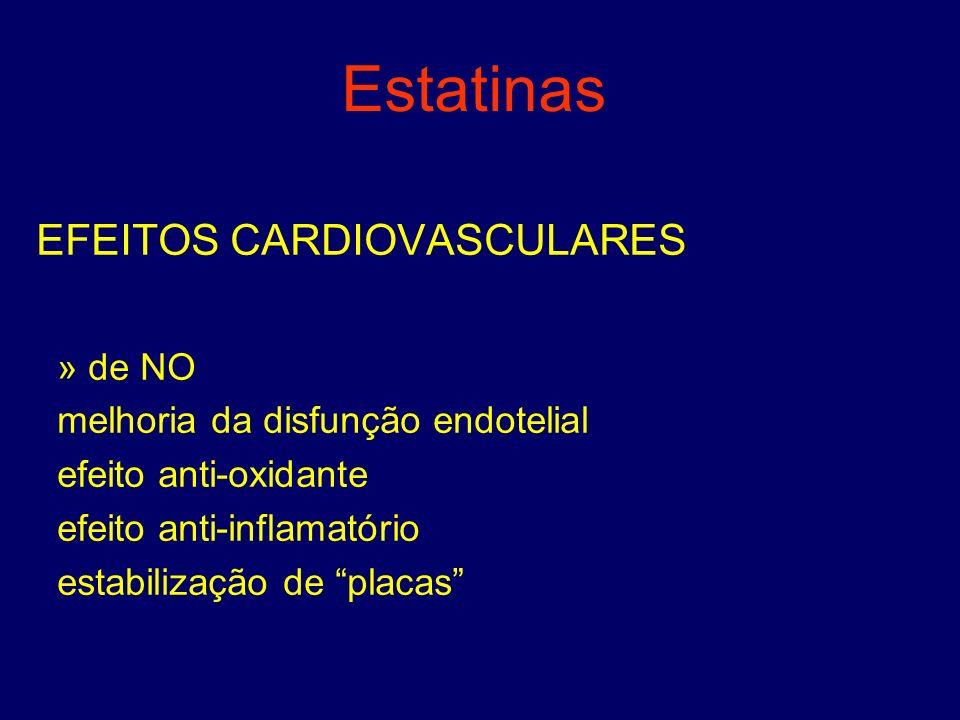 ESTATINAS E MIOTOXICIDADE INTERACÇÕES FÁRMACOS Fibratos Clopidogrel ALIMENTOS Toranja CYP3A4 Sinvastatina 13 Lovastatina 15 Atorvastatina 2