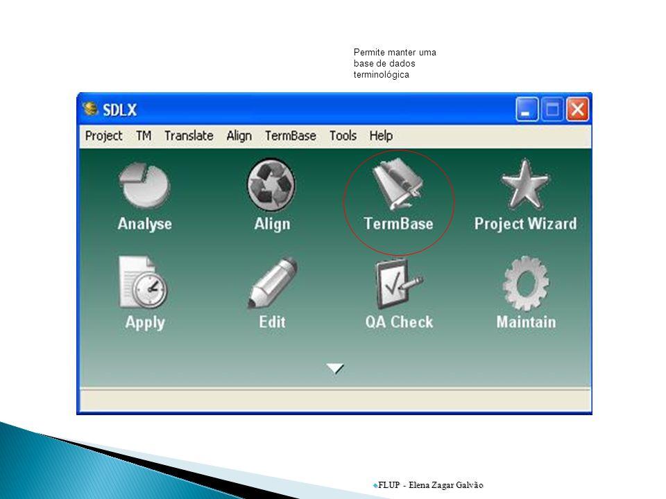De acordo com a codificação de cores do SDLX, os segmentos 1 a 11 têm o estado de traduzidos