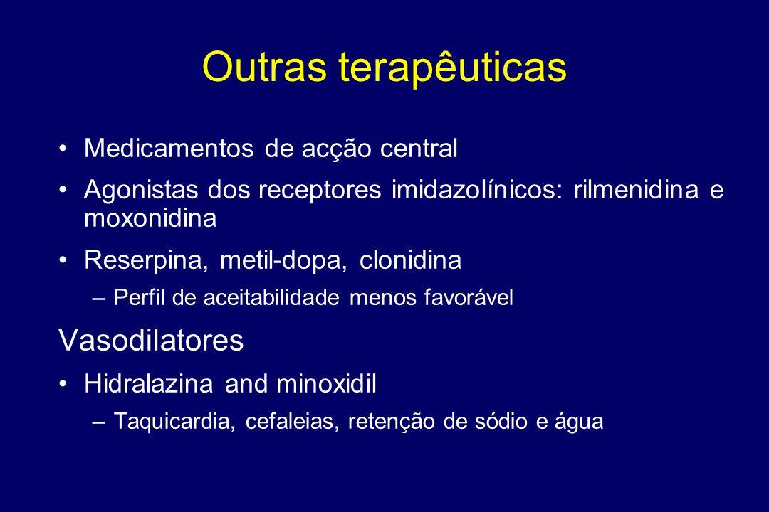 Outras terapêuticas