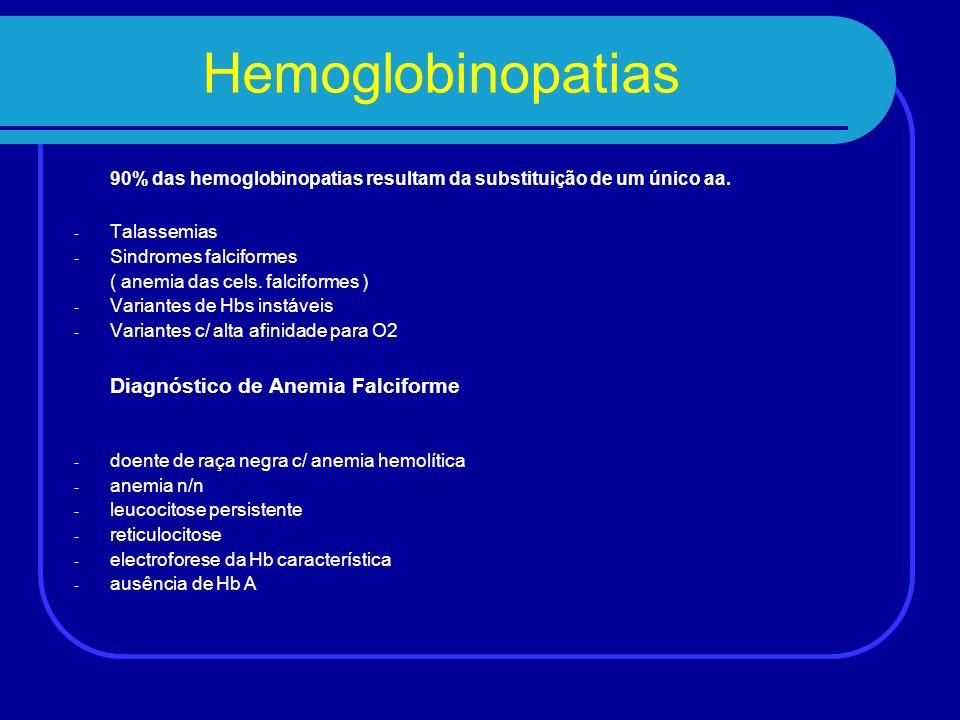 Anemias hemolíticas auto-imunes Causadas por atcs produzidos pelo próprio Sistema Imunológico do indivíduo ( atcs quentes e atcs frios ).