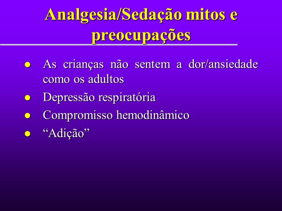 Sedação Profunda l Um estado medicamente controlado de depressão de consciência ou inconsciência do qual um doente não é facilmente despertado.
