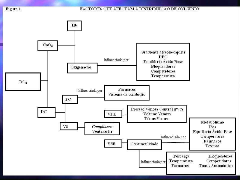 Prognóstico do Choque em Pediatria Chang 1999 22 Crianças em Choque 11 Séptico 7 Hipovolémico 4 Cardiogénico 82% Mortes0% Mortes75% Mortes