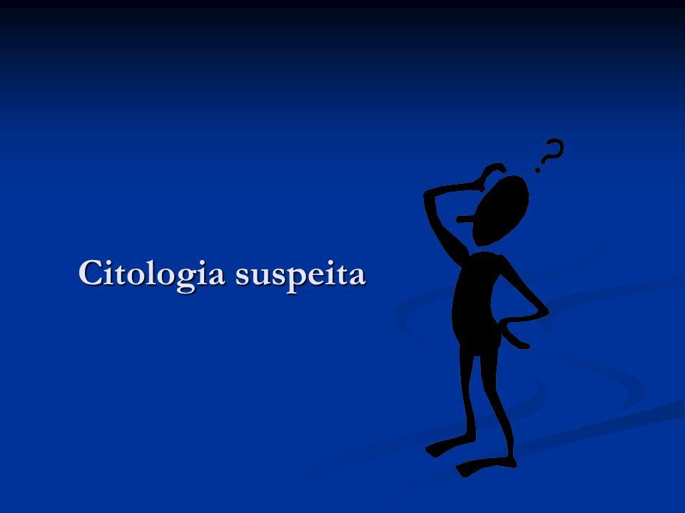 Citologia suspeita