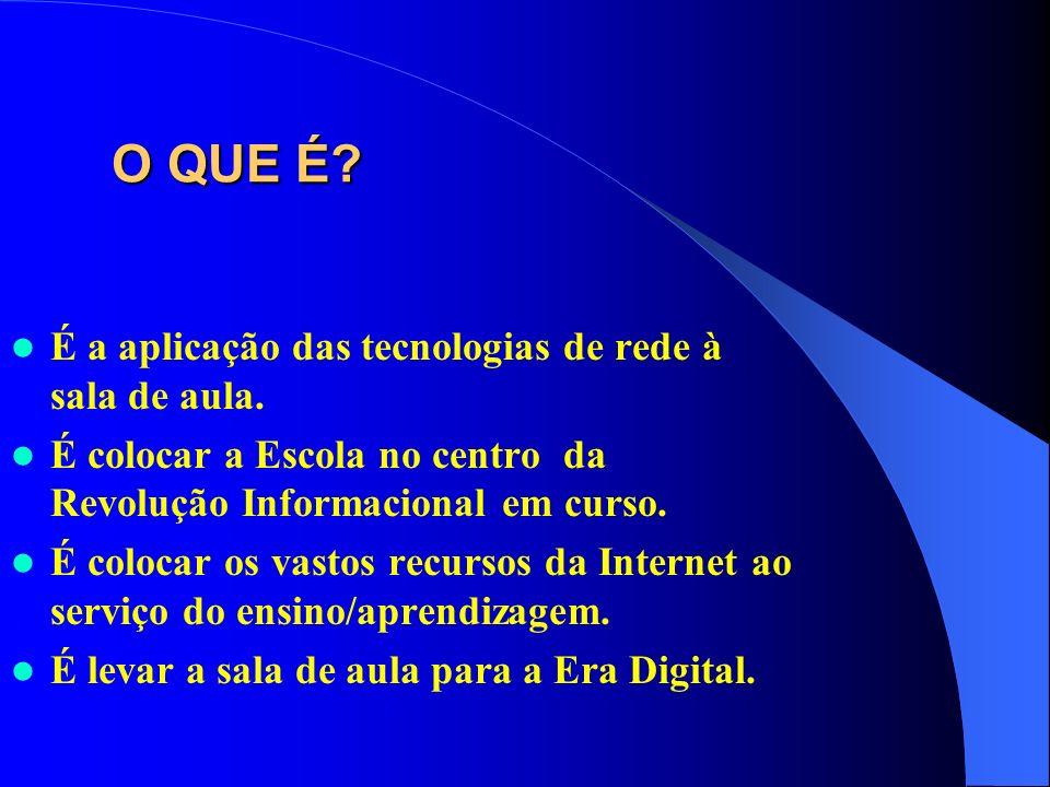 A IMPORTÂNCIA DA INTERNET Diariamente comprovamos a importância da NET.