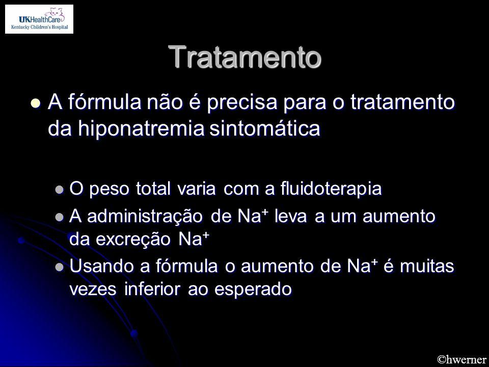 ©hwerner Tratamento A fórmula não é precisa para o tratamento da hiponatremia sintomática A fórmula não é precisa para o tratamento da hiponatremia si