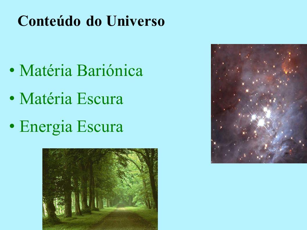 Densidade do Universo (ρ) Segundo as medições actuais: Como a densidade do Universo é aproximadamente igual à densidade crítica, este pode ser conside