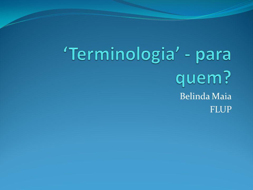 Belinda Maia FLUP