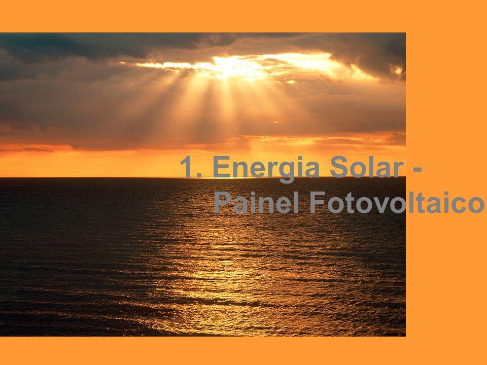 Aplicações dos Painéis Fotovoltaicos.abastecimento de energia.