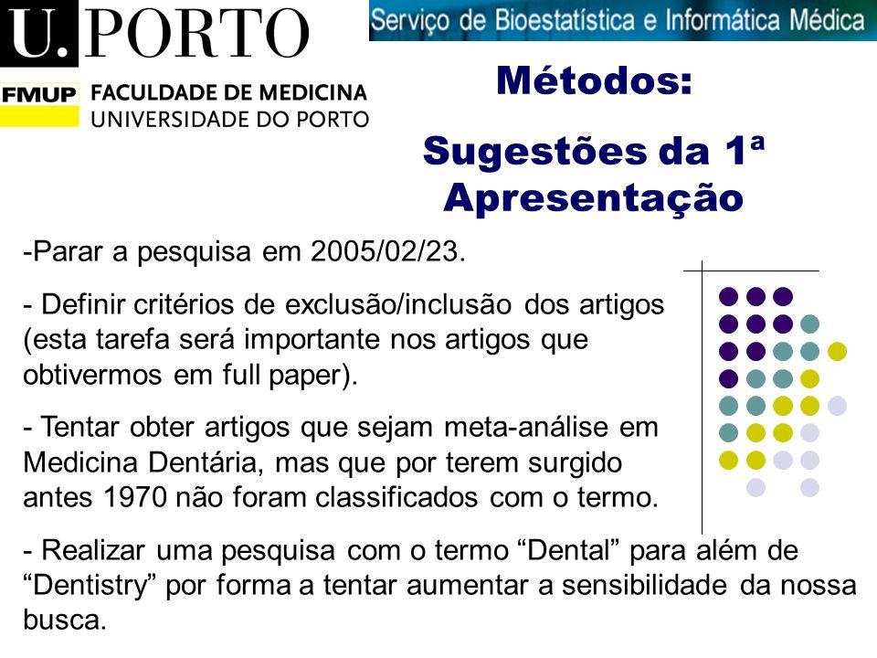 Introdução à Medicina -Parar a pesquisa em 2005/02/23.