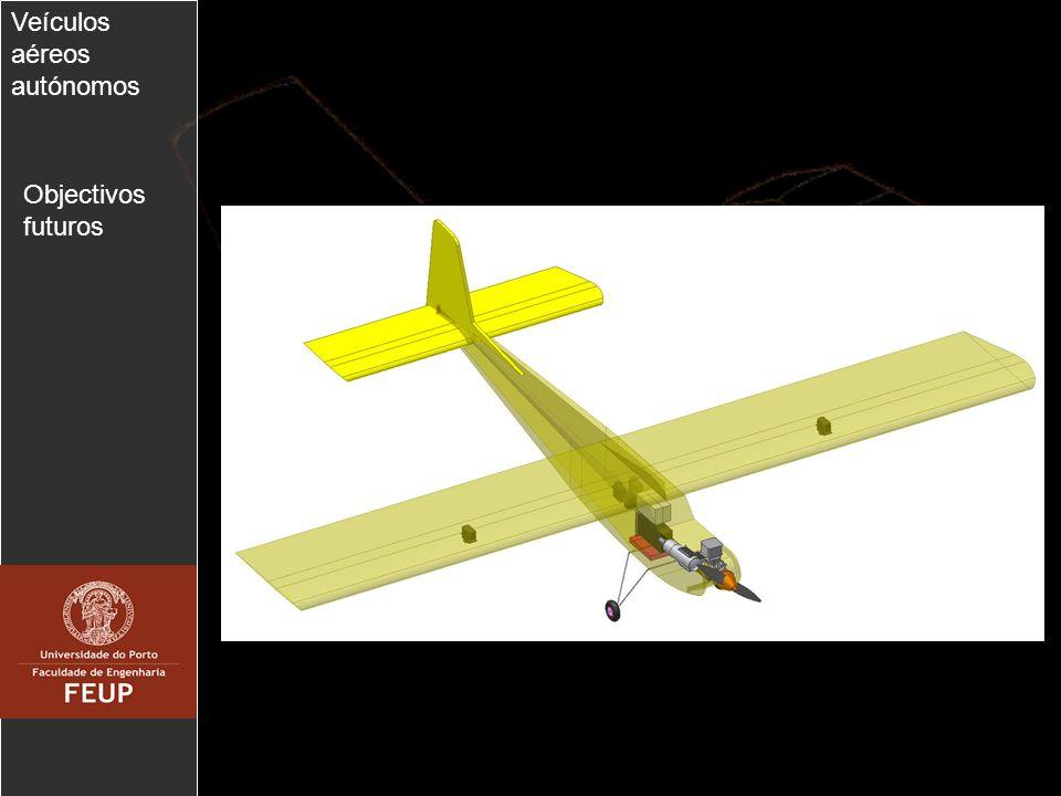 19 Objectivos futuros Veículos aéreos autónomos