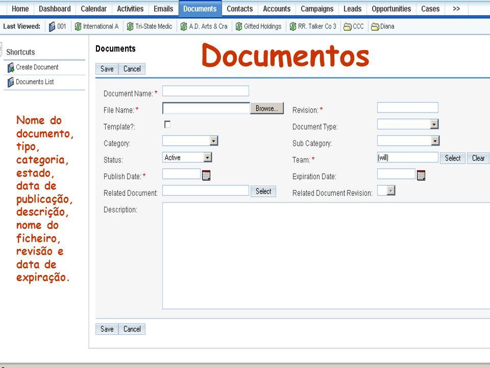 Exemplo do documento 001 de um cliente ou potencial cliente.